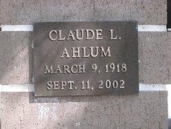 Claude L. Ahlum