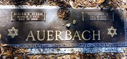 Maurice S. <i>Stern</i> Auerbach