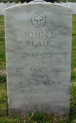John L Blair