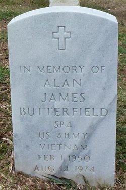 Alan James Butterfield