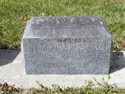 Mamie Mae <i>Crawley</i> Baker