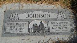 Eldona <i>Anderson</i> Johnson