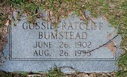 Gussie Mae <i>Ratcliff</i> Bumstead