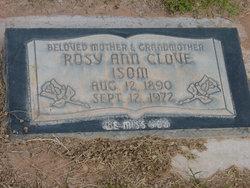 Rosy Ann <i>Sawyer</i> Isom