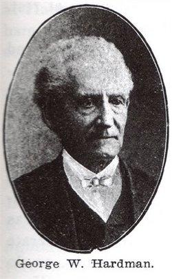 George Washington Hardman