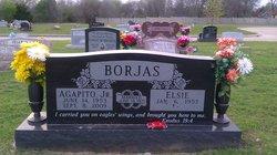 Agapito D. Pete Borjas, Jr