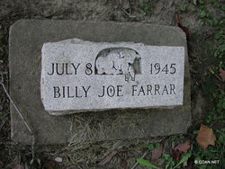 Billy Joe Farrar