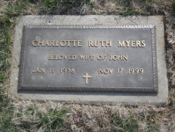 Charlotte Ruth <i>Clements</i> Myers