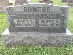 Mary E. Bowers