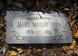 Mary Mollie <i>Stubblefield</i> Fees