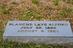 Blanche Laye Alford