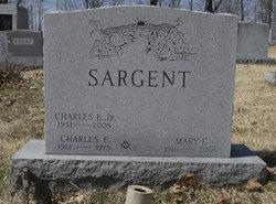 Mary E <i>Hriczko</i> Sargent