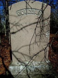 Mary A. <i>Palmer</i> Douglas