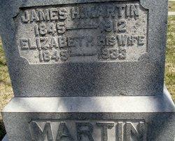 Elizabeth <i>Hamilton</i> Martin