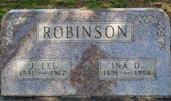 Ina Ora <i>Ebright</i> Robinson