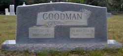 Henrietta June Rhetta <i>Head</i> Goodman