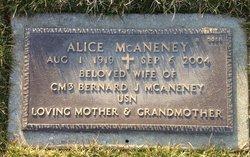 Alice McAneney