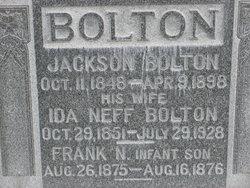 Ida Harriet <i>Russell</i> Bolton
