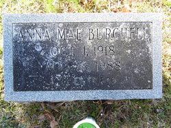 Anna Mae <i>Young</i> Burchell