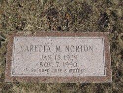 Aretta M <i>Urquhart</i> Norton