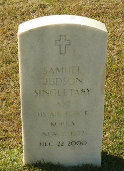 Samuel Judson Singletary