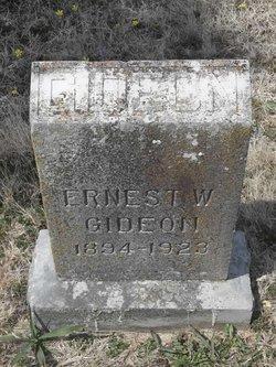 Ernest Wesley Gideon