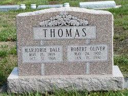 Marjorie Dale Thomas