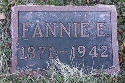 Fannie E. <i>Frazier</i> Fravel