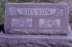 Rebecca Ann Annie <i>Whitaker</i> Bryson