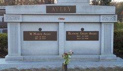 Blanche M <i>Green</i> Avery