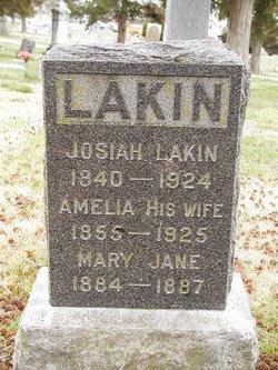 Josiah Lakin