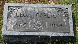 George L Carlton