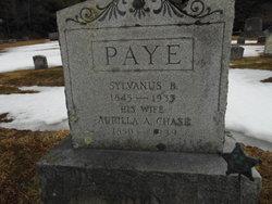 Aurilla Ann <i>Chase</i> Paye