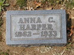 Anna C. <i>Harper</i> Tucker