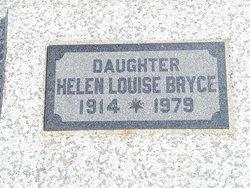 Helen Louise Bryce