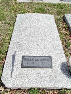 Belle M. Bryce