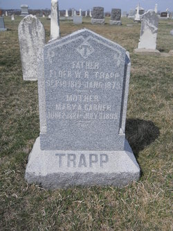 Mary Ann <i>Garner</i> Trapp