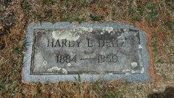 Harvey Lewis Hardy Deitz