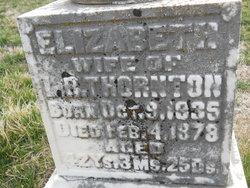 Elizabeth <i>Noblet</i> Thornton
