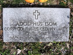 Adolphus Dolph Isom