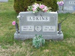 Frederick Vondling Fred Adkins