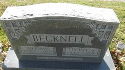 Lucille Stinnett <i>Burch</i> Becknell