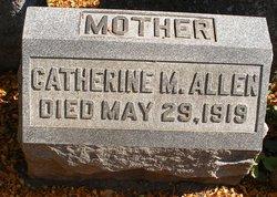 Catherine <i>Mitchell</i> Allen