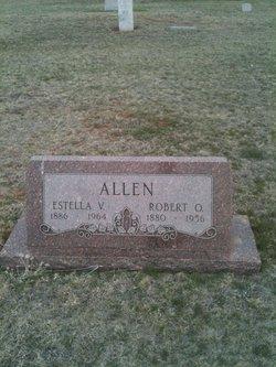 Estella Virginia <i>Dix</i> Allen