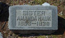 Amanda Hauk