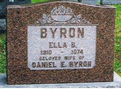Ella Beatrice <i>Taylor</i> Byron