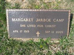 Margaret Lucille <i>Jarboe</i> Camp