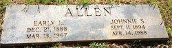 Early Lee Allen
