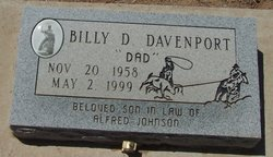 Billy Davenport