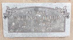William Henry Clour